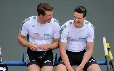 Vaterfreuden und hartes Training für Weltmeister-Duo in Dortmund