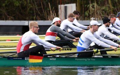 Großmann und Schröder: Blitzstart mit WM-Bronze