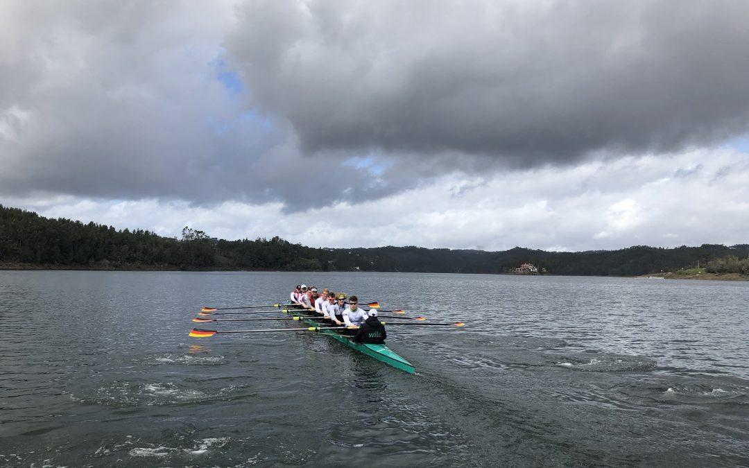 Positives Zwischenfazit aus Lago Azul
