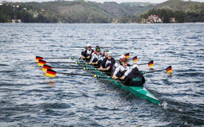 """Lago Azul bringt """"gute Fortschritte in allen drei Bootsklassen"""""""