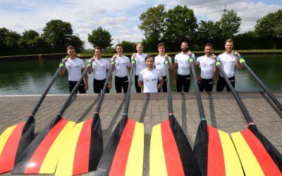 Team Deutschland-Achter ist wieder vereint