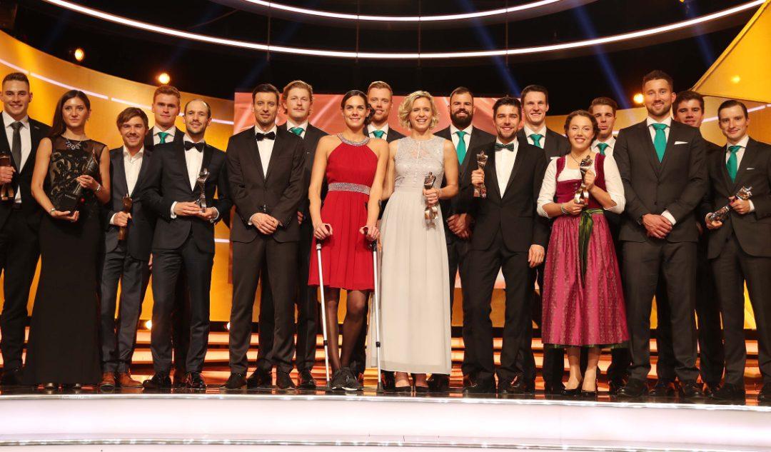 Zweiter bei Mannschaft des Jahres – Felix-Award zum 6. Mal