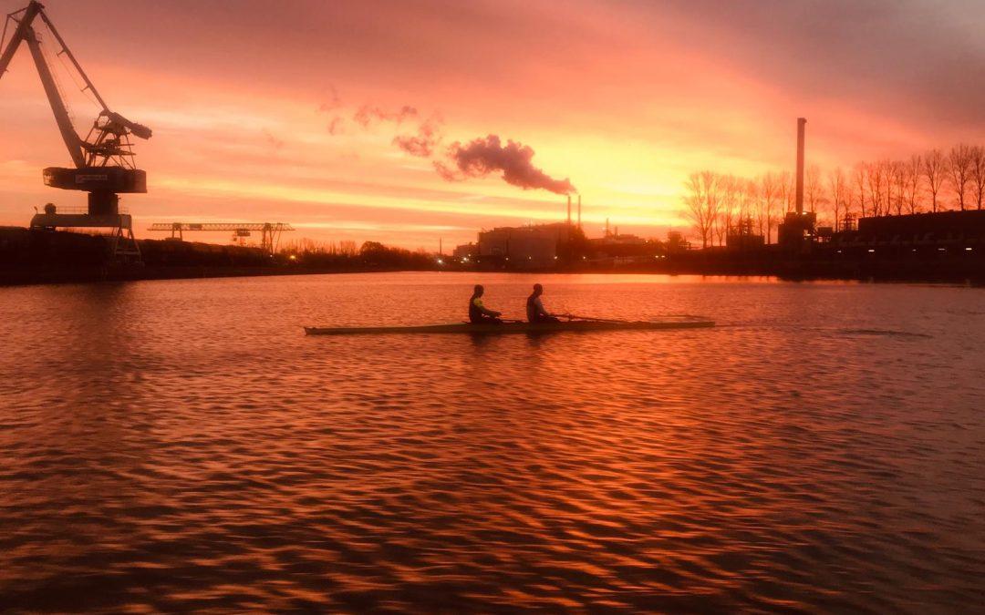 Erste Leistungsüberprüfung bei Ergotest und Langstrecke in Dortmund