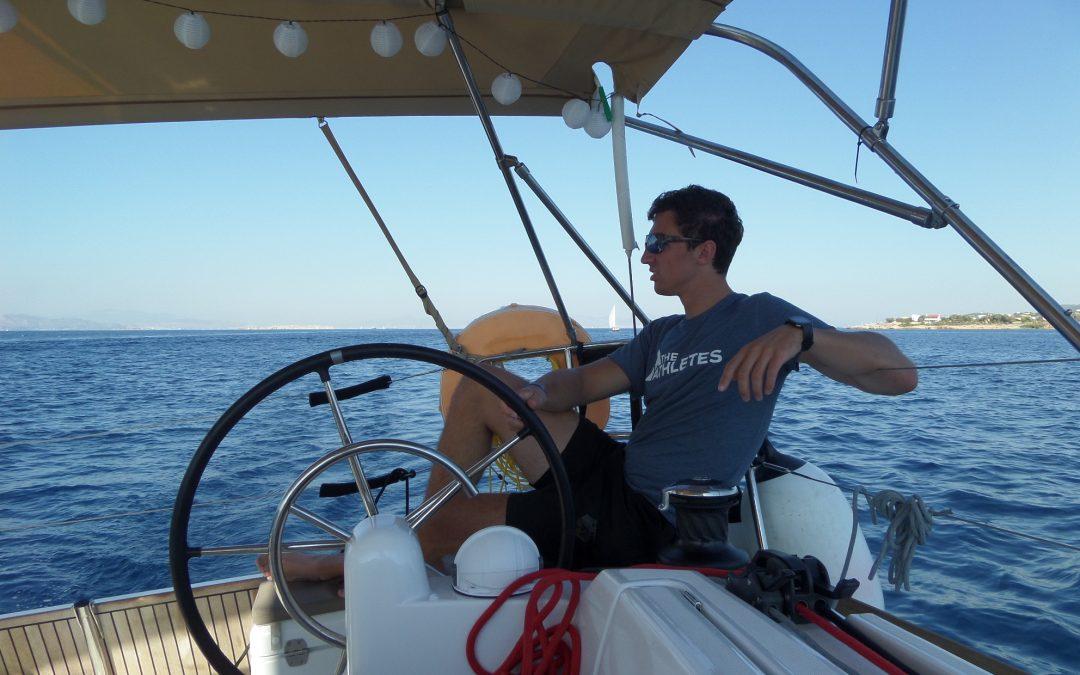 Marc Leske hisst die Segel zu neuen Zielen
