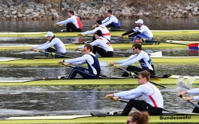 Vorfreude und Spannung im Team Deutschland-Achter