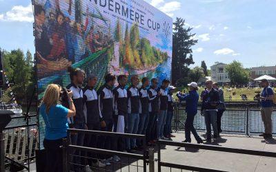 Junger Achter sammelt wertvolle Erfahrungen in Seattle