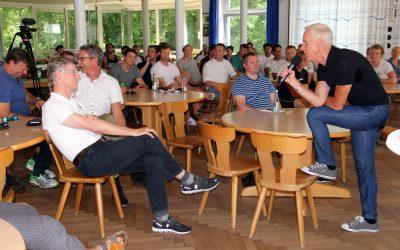 Interessanter Vortrag klärt über das Sportlerherz auf
