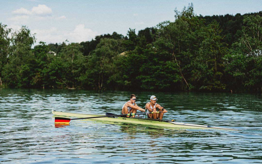 Gebauer und Schröder starten im zweiten Anlauf durch