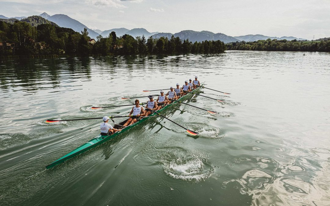 In München werden die Boote schnell gemacht