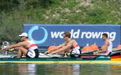 Zweier verpasst WM-Halbfinale und damit die Olympia-Qualifikation
