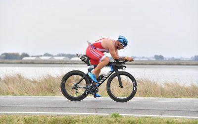 Tim Schönberg ist jetzt ein halber Ironman