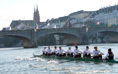 Dortmunder Achter gewinnt Sprint-Rennen in Basel