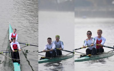 Das Rennen beginnt: Neun Duos wollen zu Olympia