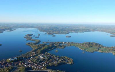 """Botschafter für die Umweltinitiative """"Lebendige Seen"""""""