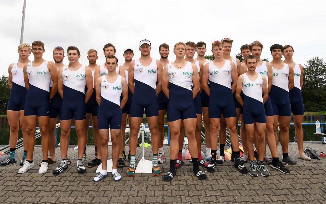 U23-Teams wachsen in Ratzeburg zusammen