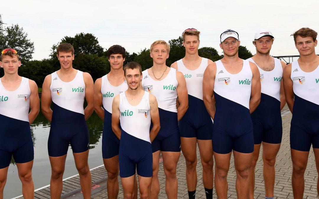 Die U23-Boote für die EM in Duisburg stehen fest