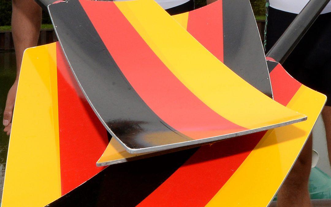 Corona-Fälle im Team Deutschland-Achter