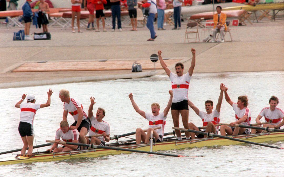 Olympia 1988: Der Mythos wird neu geboren