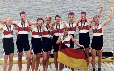 Olympia 1996: Durch turbulentes Fahrwasser zu Silber