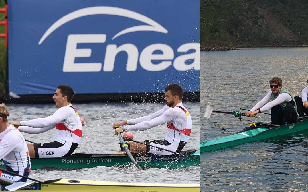 Zwei Dortmunder Boote bei Quali-Rennen in Köln