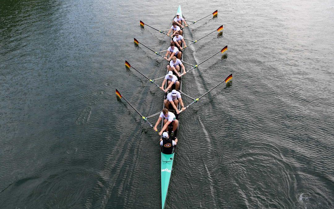 Die olympische Wettkampfsaison beginnt mit der EM in Varese