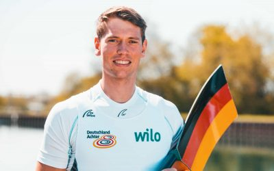 Olaf Roggensack wollte schon immer bei Olympia dabei sein
